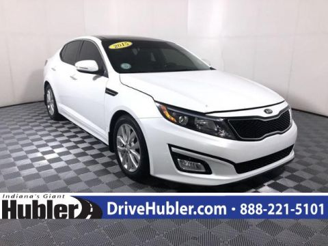 Pre-Owned 2015 Kia Optima 4dr Sdn EX
