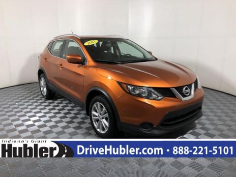 Pre-Owned 2017 Nissan Rogue Sport FWD SV