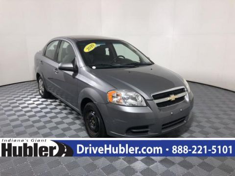 Pre Owned 2008 Chevrolet Aveo 4dr Sdn Ls 4dr Car In Greenwood