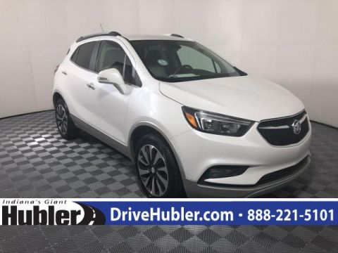 Pre-Owned 2017 Buick Encore AWD 4dr Preferred II
