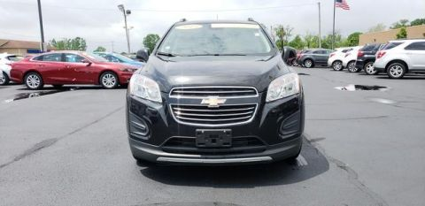 Pre-Owned 2015 Chevrolet Trax FWD 4dr LT