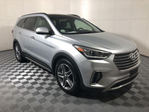 Pre-Owned 2018 Hyundai Santa Fe Limited Ultimate 3.3L Auto AWD