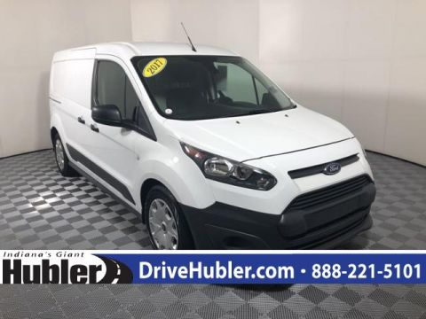 Pre-Owned 2017 Ford Transit Connect XL LWB w/Rear Symmetrical Doors