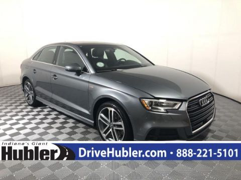 Pre-Owned 2017 Audi A3 2.0 TFSI Premium Plus quattro AWD