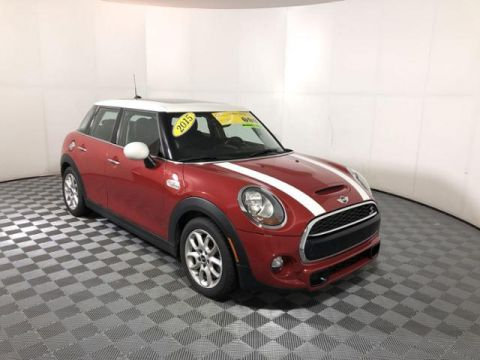 Pre-Owned 2015 MINI Cooper Hardtop 4 Door 4dr HB S